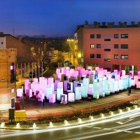 Ciudades Hermanas Square – Valladolid